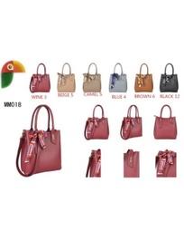 MM018 bolsa de mão c/lenço e alça transversal
