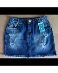 Saia Mazen Jeans