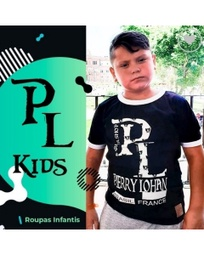 Camiseta Pierry Lohan R37