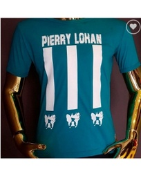Camiseta Pierry Lohan R20