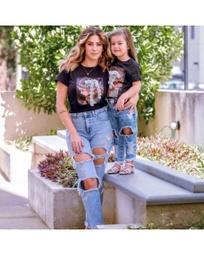 Kit mãe e filha luxo