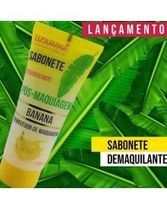 Sabonete de Banana Demaquilante Ludurana