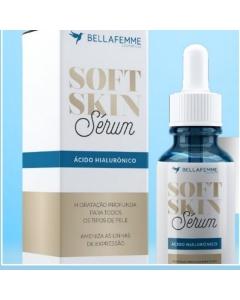 Sérum Ácido Hialuranico Soft Skin Bella Femme
