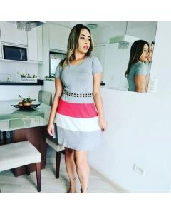 Vestido A Criativa Modas