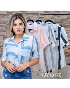 Camisa Abbyrona Modas