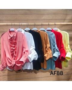 Blusa com babada (AF88)
