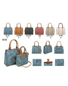 H548 kit bolsa estruturada c/mine bag