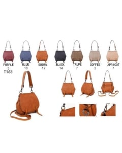 T163 bolsa, mochila e transversal