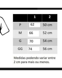 Camiseta 100% poliéster