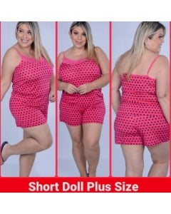 Baby Doll Plus size