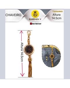 Barbara V Bolsas/CHAVEIRO Colocação Bolsa
