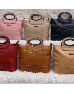 Bolsas Feminina de mão com alça transvesal
