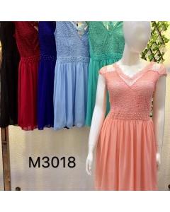 Vestido de festa M3018