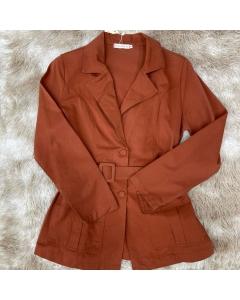 Jaqueta de parka casaco feminina D1038