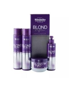 Kit Blond Reflex Rhenuks Matizador