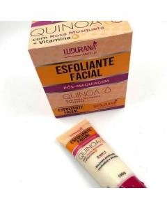 Box C/6 Esfoliante Facial Quinoa Ludurana