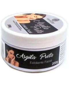 Esfoliante Facial Argila Preta Veredas 200g