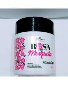 Máscara capilar Rosa Mosqueta