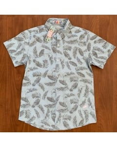 Ref. 1040 - Camisa Manga Curta Estampada 1/3