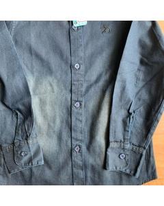 Ref. 2092 - Camisa Manga Longa Jeans 10/16
