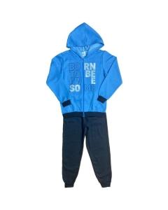 Kit 10 Conjunto Moletom Ziper Inverno Menino Kids