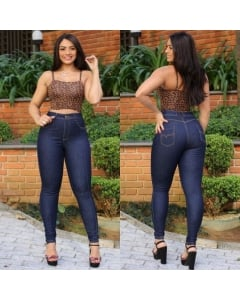 Calça Jeans mais curo cód -32