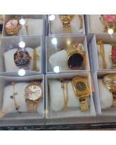 Relógio Coração moda Brás