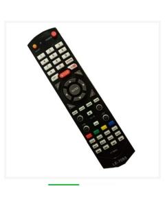 Controle Remoto Tv Semp Toshiba Led Smart Netflix Youtube  Código:LE-7093Marca:Lelong