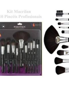 Kit Pincel Macrilan KP9-1B