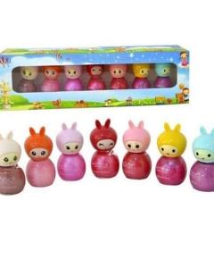 Lip Gloss 7 Princesas Any Color box vc/ 7und
