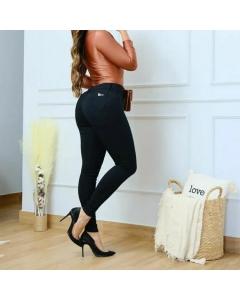 Grade 12Pçs Calça Jeans Preta Extra Vip - Loja Divine Jeans