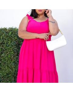 Vestido_Manga_Princesa_De_Luxo_Diferentt Modas