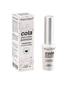 Cola macrilan para cílios postiços 1 Unidade