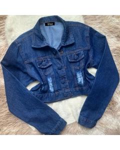 Jaqueta jeans Elsa Moda