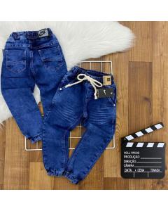 Calça Jeans FlaShoes Kids