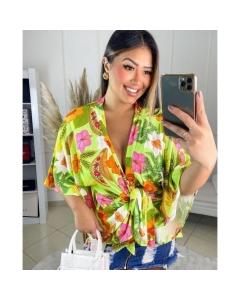 Kimono + Cropped