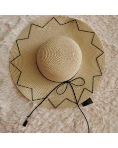 Chapeu feminino moda praia