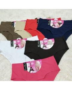 Calcinha Plus Size kit/com 12pecas
