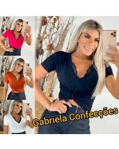 Blusa Podrinha Gabriela Confecções