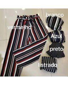 Calça pantalonas Glória W&Y