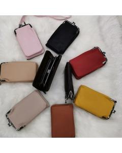 Bolsa carteira porta celular Glória W&Y