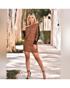VESTIDO MORCEGO  Greicy Ariane Modas