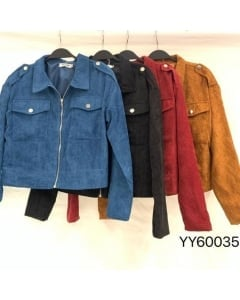 Jaqueta YY60035. H.eleny Fashion
