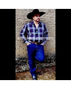 Camisa Masculina Instinto Country