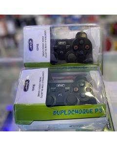 Controle pra PlayStation 3 com Bluetooth.