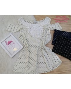 Blusa creppe DS3009