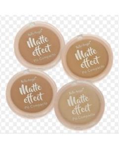 Pó  compacto  Matte effect