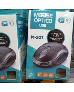 Mouse optico USB