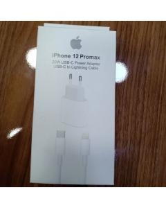 Carregador iPhone 12 Pro Max