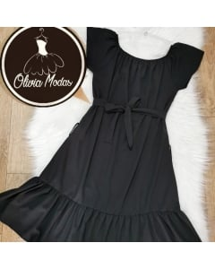 Vestido ciganinha olivia.modas